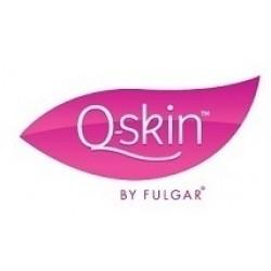 Q-skin fiber