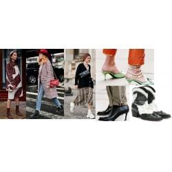 Η μόδα στο γυναικείο παπούτσι - 2020