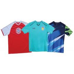 Ανδρικά Αθλητικά Διαπνέοντα T-Shirts & Φόρμες