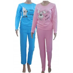 Γυναικείες χειμερινές πυτζάμες