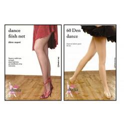 Γυναικεία Καλσόν, Δίχτυ & Κολάν Χορού