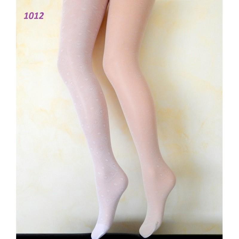 Diana - Παιδικό Καλσόν 40D με Σχέδιο στην Πλέξη bdd231e4196