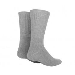 334 - Ανδρική Βαμβακερή Κάλτσα με Εσωτερική Πετσέτα