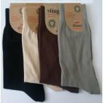 335 - Ανδρική Οργανική Κάλτσα