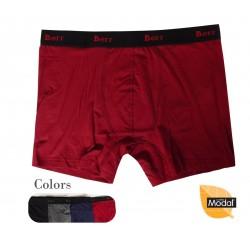 4034476 - Ανδρικό ελαστικό Boxer από Βαμβάκι & Modal