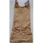 5020-2 Ανατομικό Φόρεμα-Κορσέ με ανόρθωση και με δράση κατά της Κυτταρίτιδας
