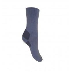 628 - Κοντή Βαμβακερή Κάλτσα για Διαβητικούς