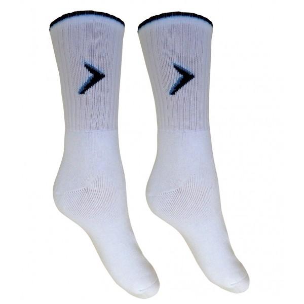 62824 - Βαμβακερή Αθλητική Κάλτσα με Πετσέτα στην Πατούσα & Σχέδιο