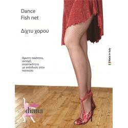 706 - Δίχτυ Χορού Professional Dance