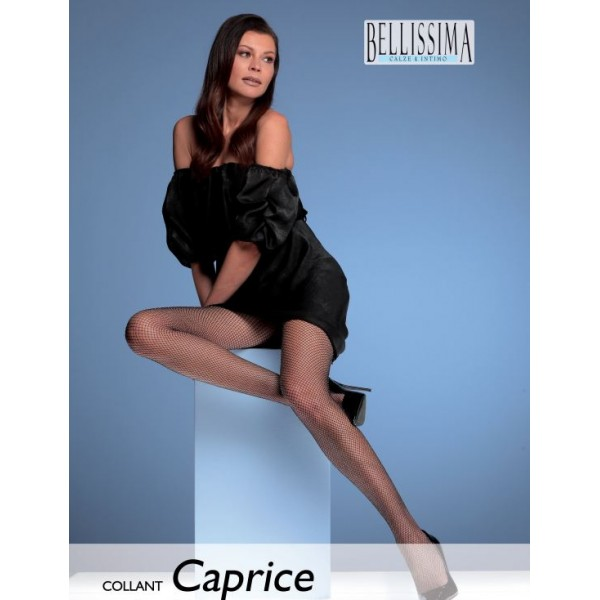 """921-62  Διαφανές Ελαστικό Καλσόν-δίχτυ λαμέ  που γυαλίζει """"Caprice"""""""