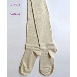 Γυναικεία Βαμβακερή κάλτσα μέχρι το γόνατο