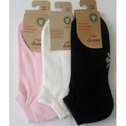 Γυναικείες, Παιδικές Κάλτσες από Οργανικό (βιολογικό) Βαμβάκι