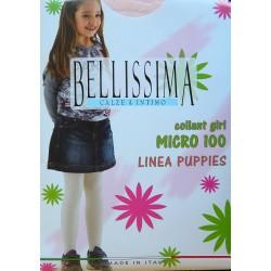 98-100 - Αδιαφανές Παιδικό Καλσόν 100 Den-Microfiber