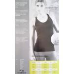 A003 - Αθλητική Διαπνέουσα Αμάνικη Μπλούζα