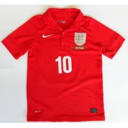 "AN103 - Αθλητικό T-Shirt ""ΝΙΚΕ- England Rooney"""