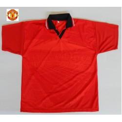 """A0112 - Αθλητικό διαπνέον T-Shirt  """"Manchester United"""""""