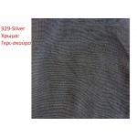 929 - Ημι-διαφανές Καλσόν 40D Γυαλιστερό