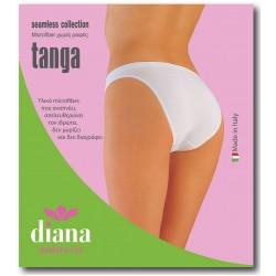 """30014 - Σλιπ """"Tanga"""" από Microfiber Χωρίς Ραφές"""